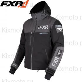 Куртка FXR Helium Pro X - Black/Charcoal мод. 2019