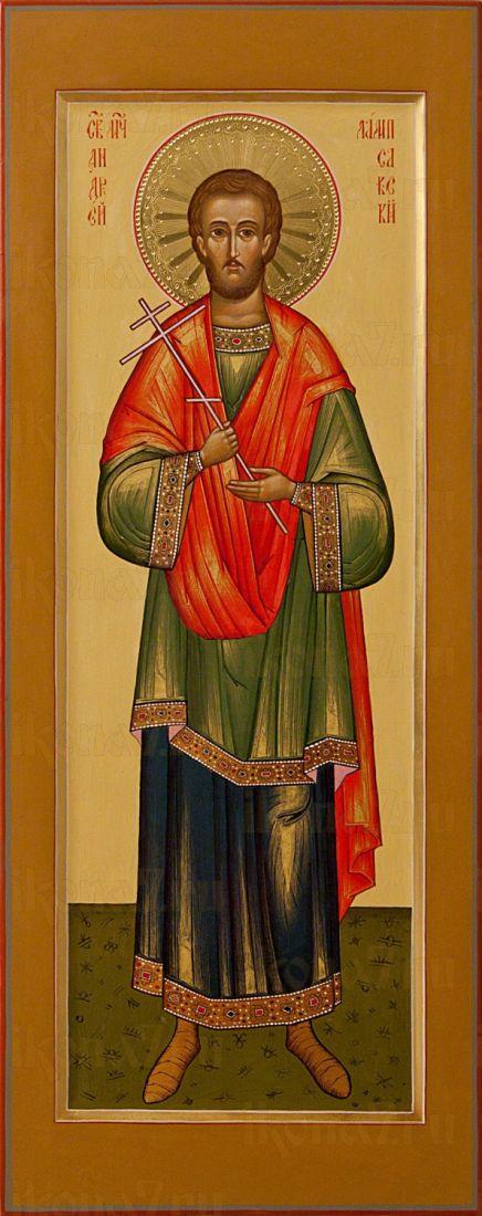 Икона Андрей Лампсакийский мученик