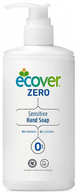 Ecover Жидкое мыло для мытья рук Zero 250 мл