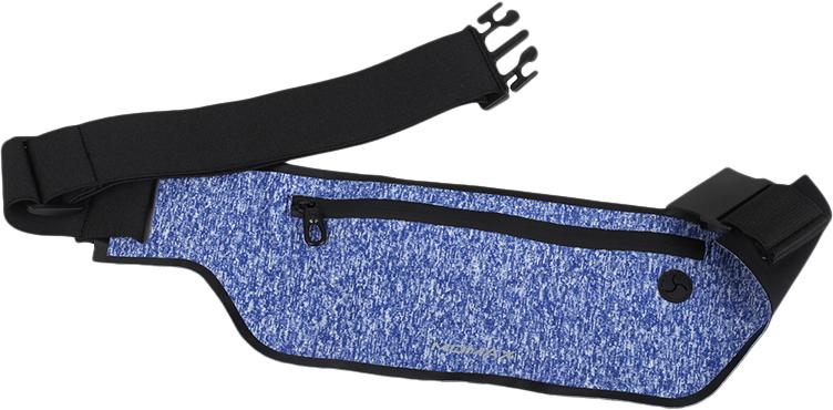 Спортивный чехол на пояс Momax XFIT Fitness Belt (SR2) для смартфона (Blue)