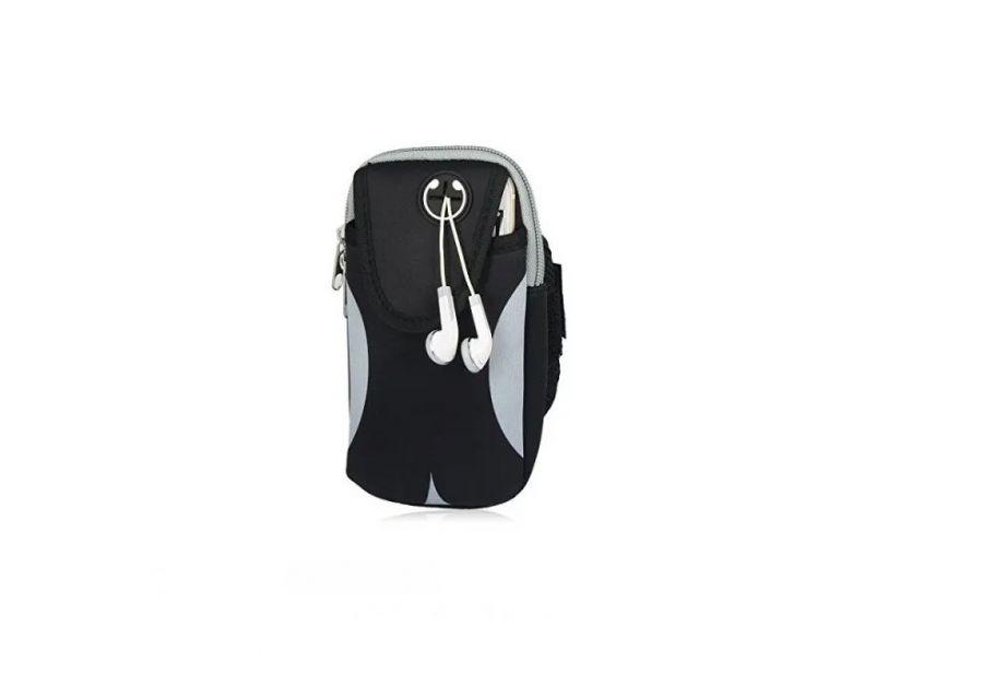 Спортивный чехол на руку для телефона LDH черный z009785A2p2