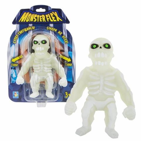 MONSTER FLEX Скелет - светится в темноте