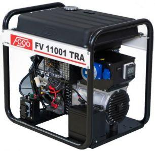 Бензиновый генератор Fogo FV11001 TRA (AVR)