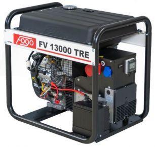 Бензиновый генератор Fogo FV13000 TRE (AVR)