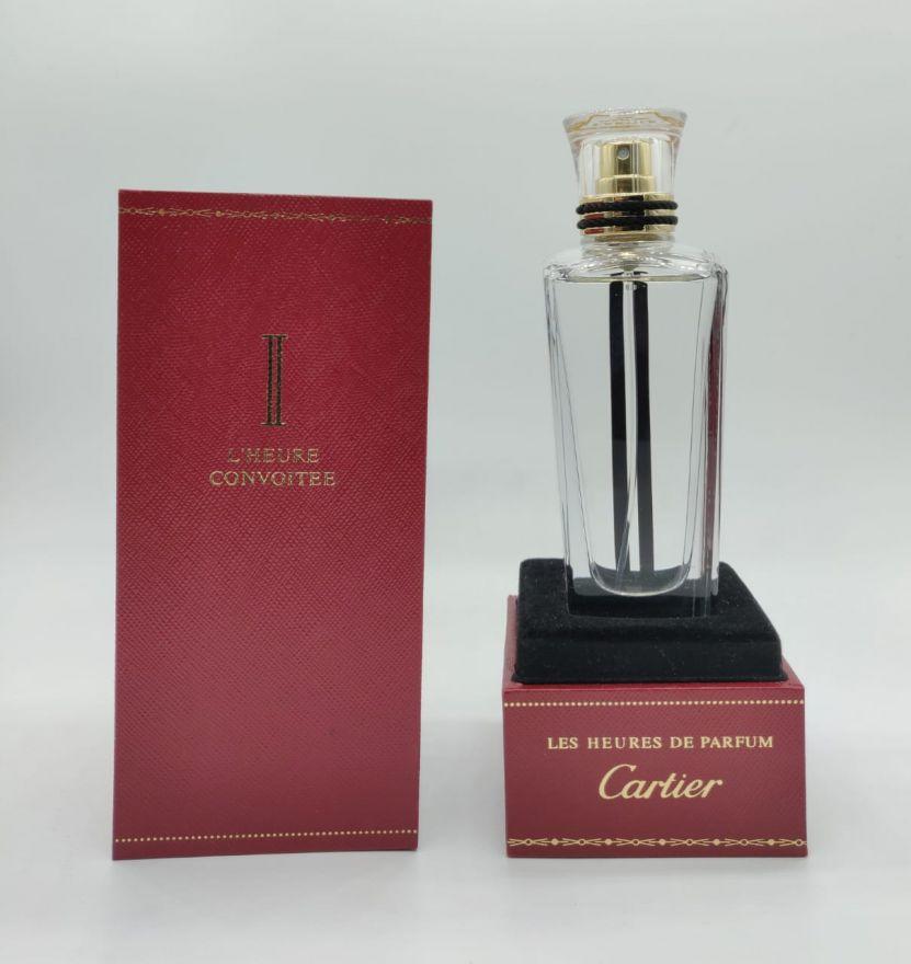 Cartier Les Heures de Parfum Cartier II L'Heure Convoitee 75 мл - подарочная упаковка