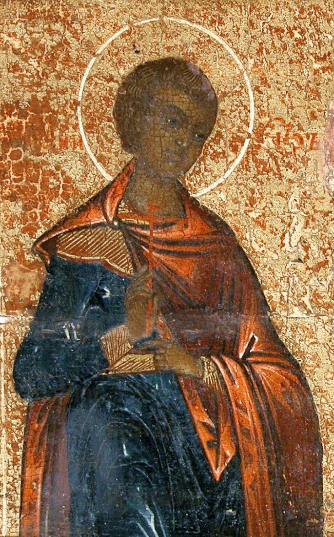 Икона Антипатр Кизический мученик