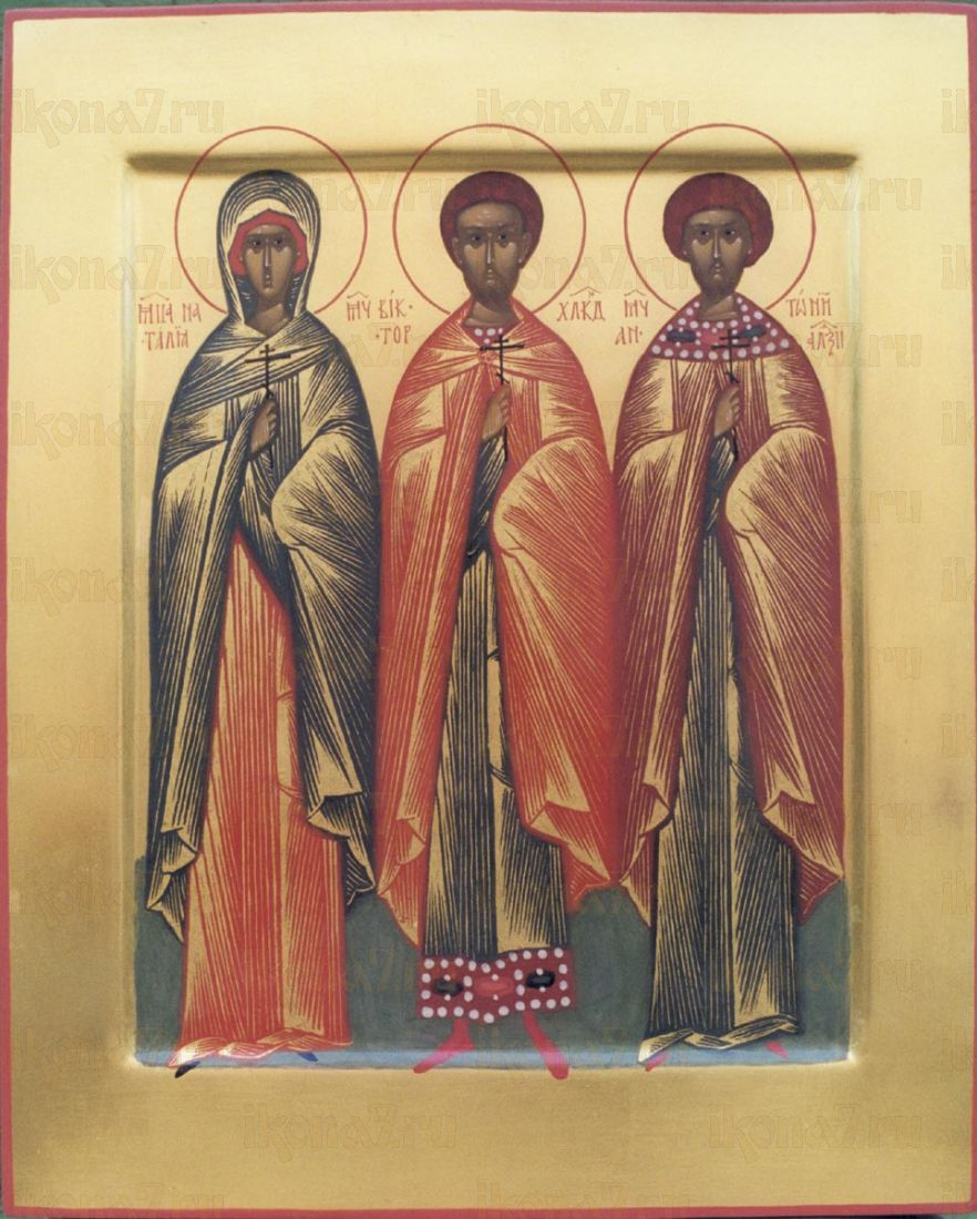 Икона Антоний Александрийский мученик