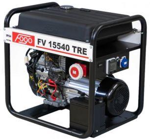 Бензиновый генератор Fogo FV15540 TRE (AVR)