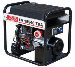 Бензиновый генератор Fogo FV15540 TRA (AVR)