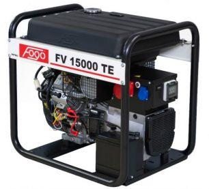 Бензиновый генератор Fogo FV15000 TE