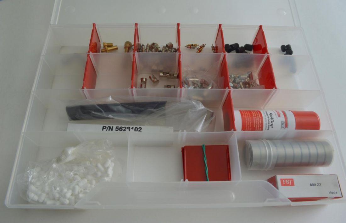 Набор запасных частей