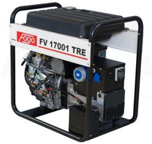 Бензиновый генератор Fogo FV17001 TRE (AVR)