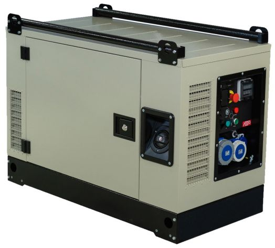 Бензиновый генератор Fogo FV17001 CRA (AVR)