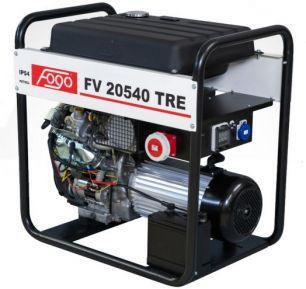Бензиновый генератор Fogo FV20540 TRE (AVR)