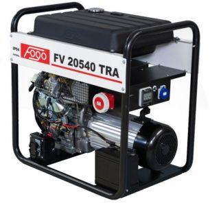 Бензиновый генератор Fogo FV20540 TRA (AVR)