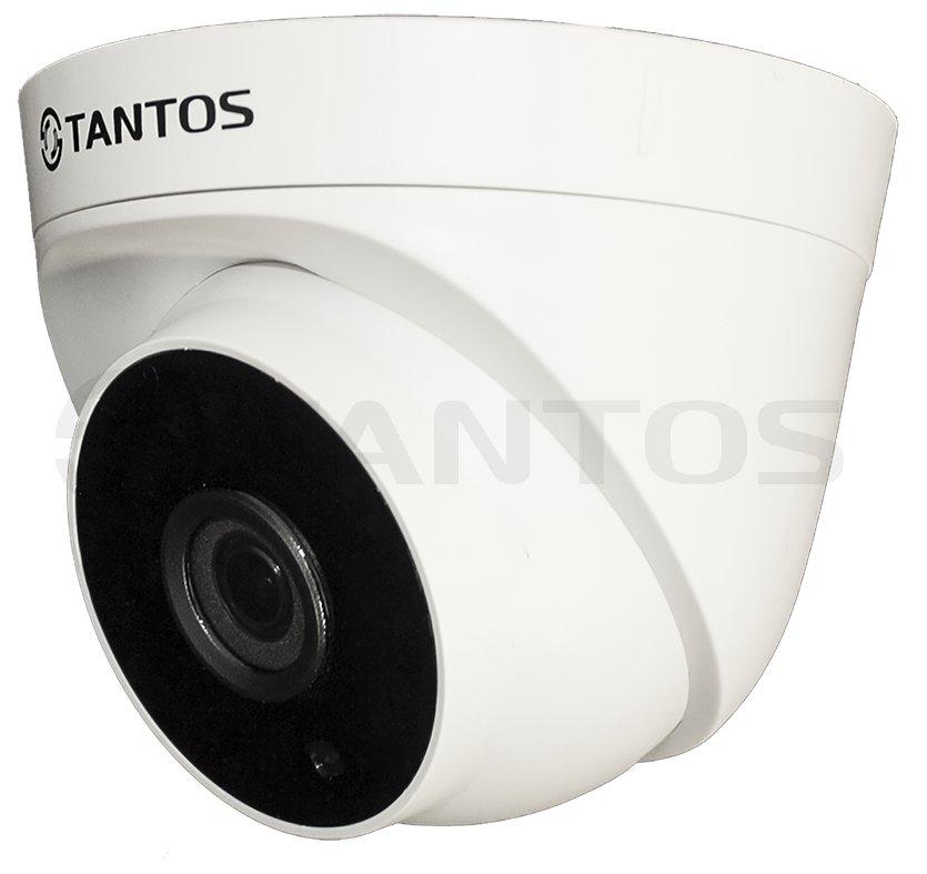 IP-видеокамера Tantos TSi-Eeco25FP