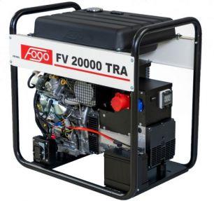 Бензиновый генератор Fogo FV20000 TRA (AVR)