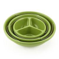 Складная пластиковая ваза Twistfold Party Bowls 3 яруса_3