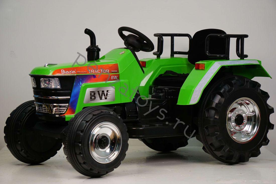 Электромобиль детский трактор O030OO