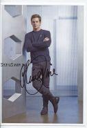 Автограф: Крис Пайн. Star Trek / Звездный путь