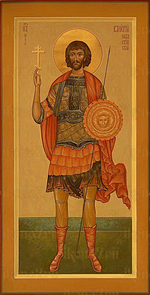 Икона Валент Севастийский мученик