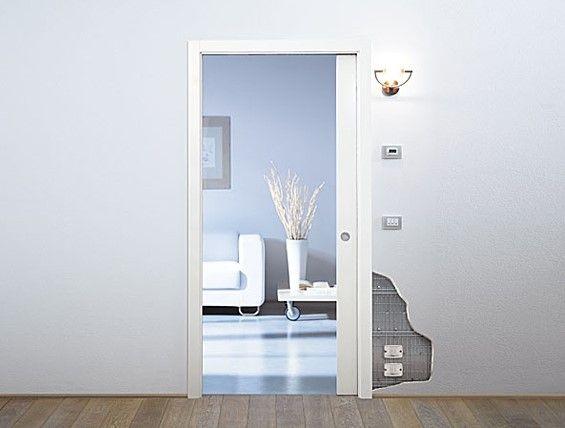Пенал Eclisse Luce Single для дверей 2000 мм