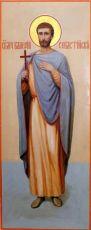 Икона Валерий Севастийский мученик