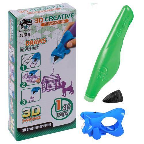 3D ручка Creative Drawing Pen