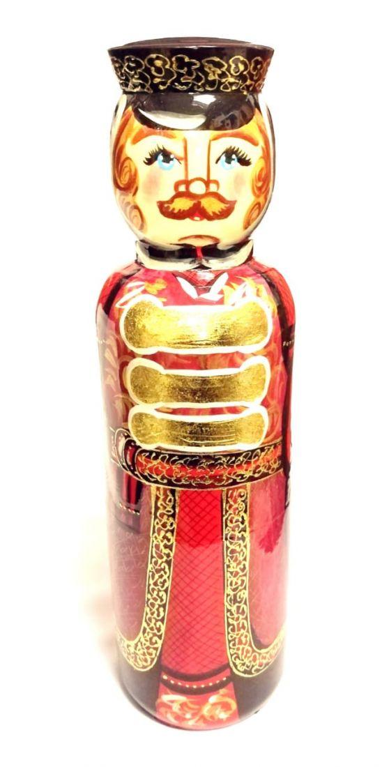 Бутылка Матрешка Гусар
