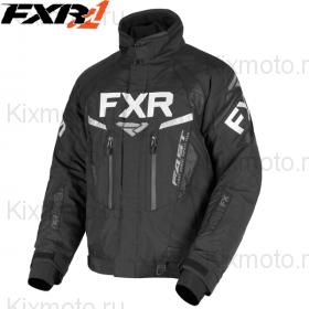 Куртка FXR Team FX - Black мод. 2019