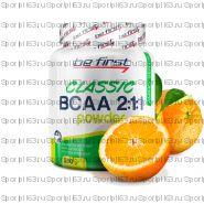 Be First BCAA 2:1:1 Classic powder 200 г в ассортименте