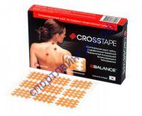Кросс тейпы BB CROSS TAPE™ 2,1 см x 2,7 см (размер А) бежевый