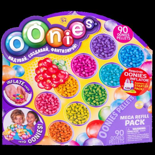 Дополнительный набор шариков Onoies, 90 шт