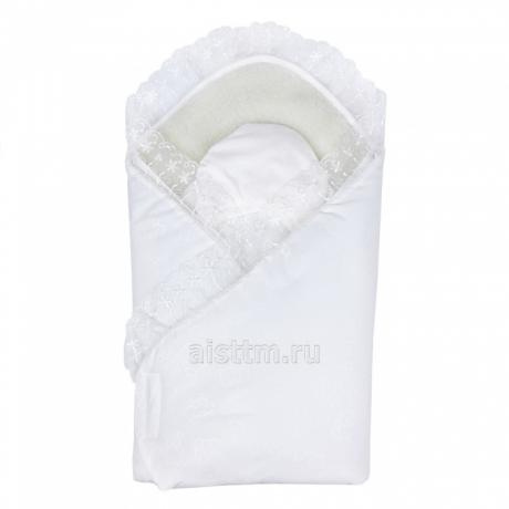 Конверт-одеяло на выписку СНЕЖОК