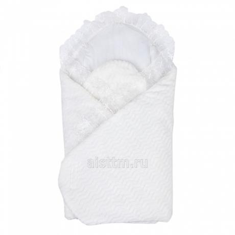 Конверт-одеяло на выписку СИЯНИЕ