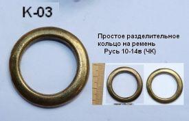 K-03. Русь 10-14 век