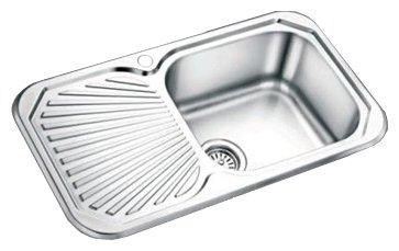 Врезная кухонная мойка Oulin OL-307