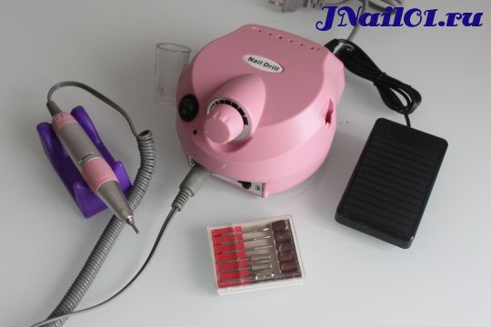 Машинка для аппаратного маникюра Nail Drill