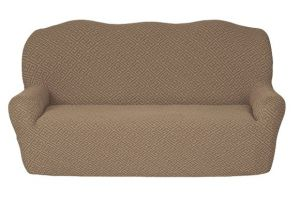 Чехол на 3х-местный диван без оборки , KAR 011-01 Capicino