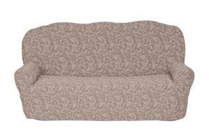 Чехол на 3х-местный диван без оборки , KAR 013-06 Tas