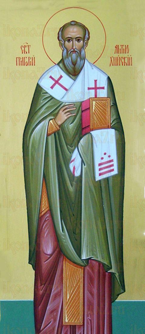 Икона Григорий Омиритский мученик