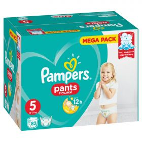 Pampers Pants XL82 (5)