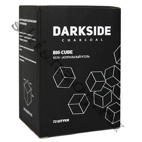 Уголь DARKSIDE - BIG 25мм³ (72куб)
