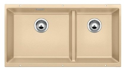 Врезная кухонная мойка Blanco Subline 480/320-U