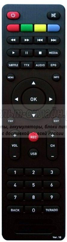 Oriel ПДУ-10 HD DVB-T2