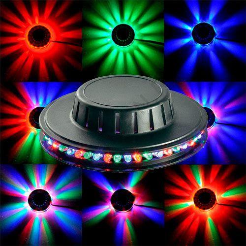 Световое диско-колесо Led Galaxy Wheel.