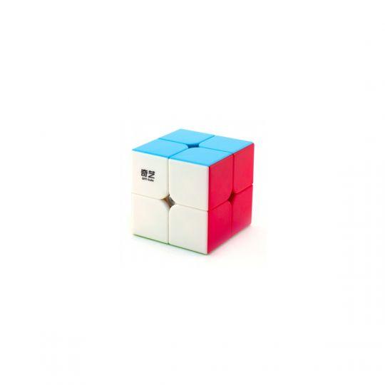 Рубика Кубик 2x2х2 Mo Fang Ge Qi Yi Cube 5 см
