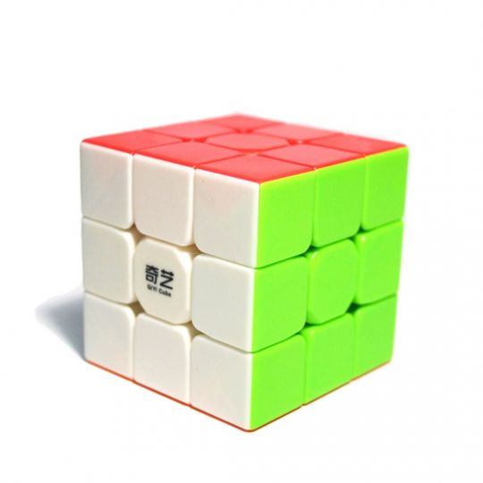 Рубика Кубик 3x3х3 Mo Fang Ge Qi Yi Cube 5,5 см