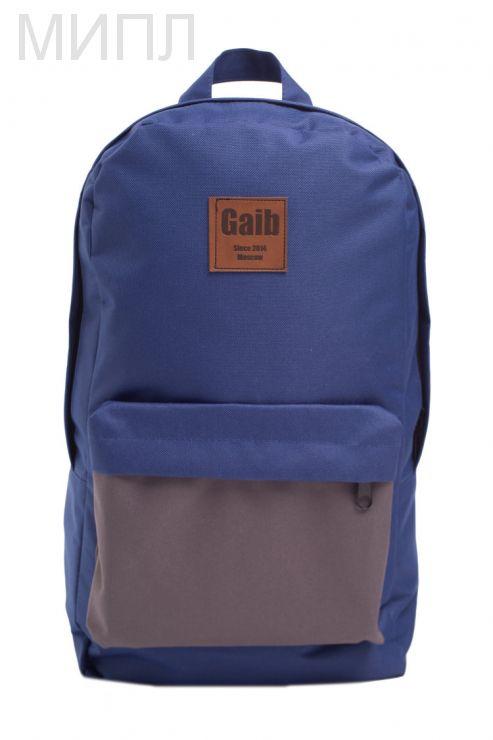 Рюкзак Gaib c задним кармашком