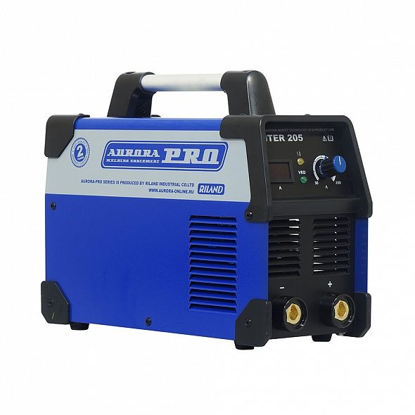 Сварочный инвертор AuroraPRO INTER 205 (MOSFET)